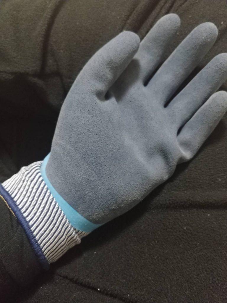 釣り用防寒手袋
